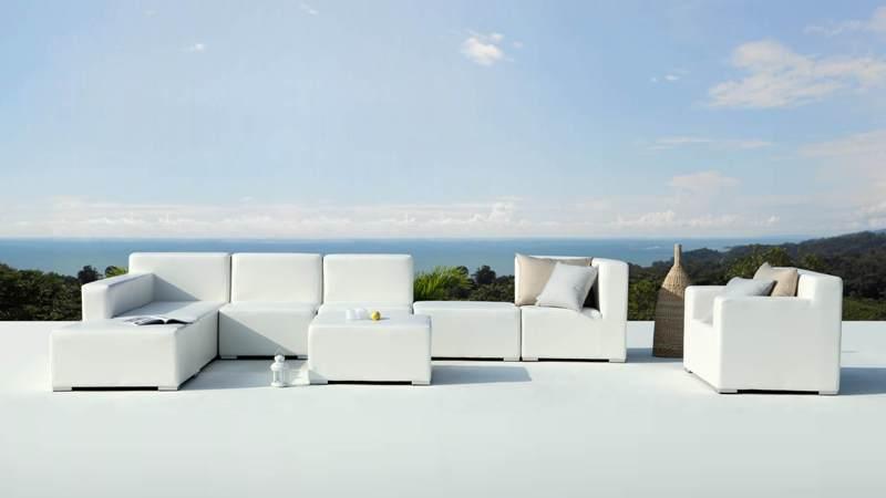 Loungeset Capri Outdoorinstyle