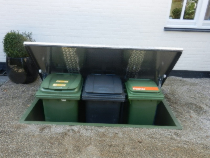 Ondergrondse containers prijs