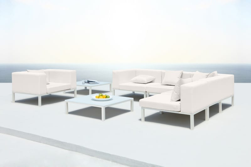 Salontafel luxe loungeset monaco outdoorinstyle for Salon du luxe monaco