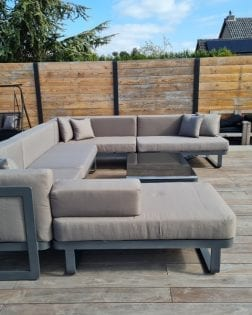 Loungeset Cannes bezorgd in Roermond