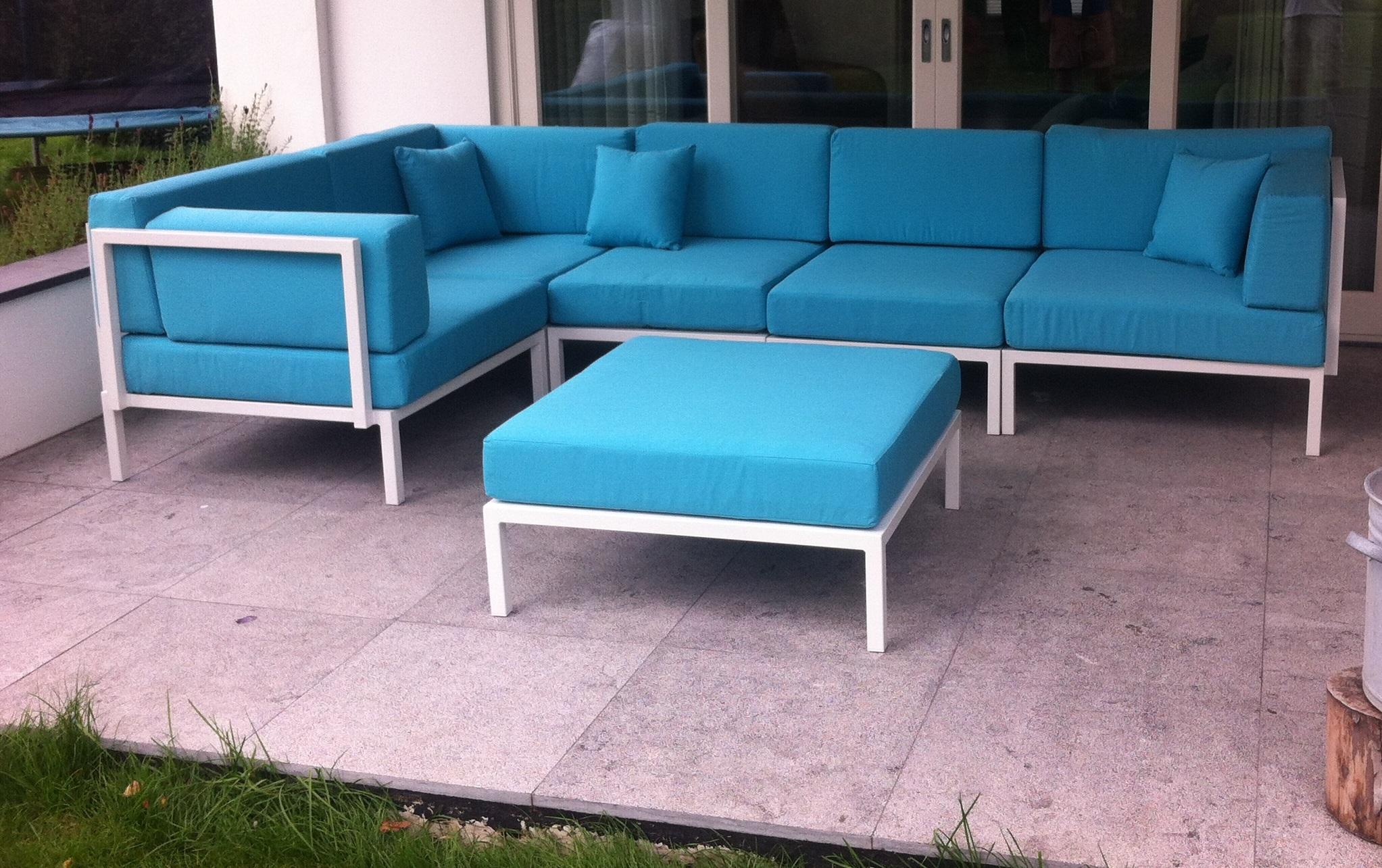 Lounche Set Kussens : Deze luxe loungeset valbonne is via de webshop te bestellen