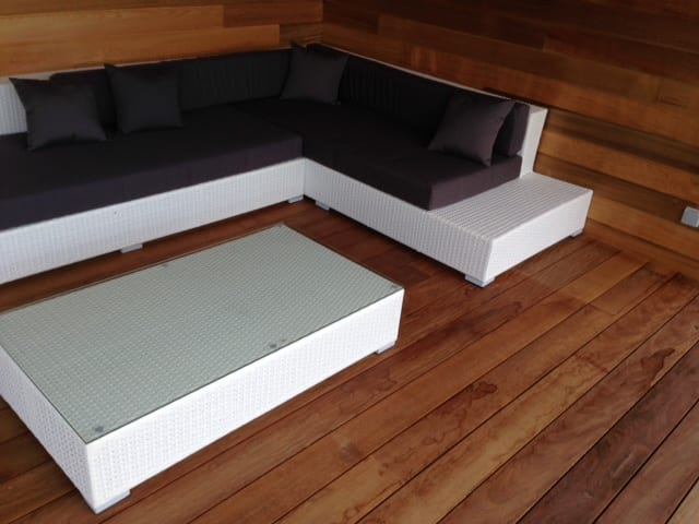 Loungeset eze outdoorinstyle for Moderne loungebank tuin