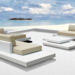 Loungeset Ibiza licht beige