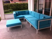 Loungeset Valbonne Turquoise