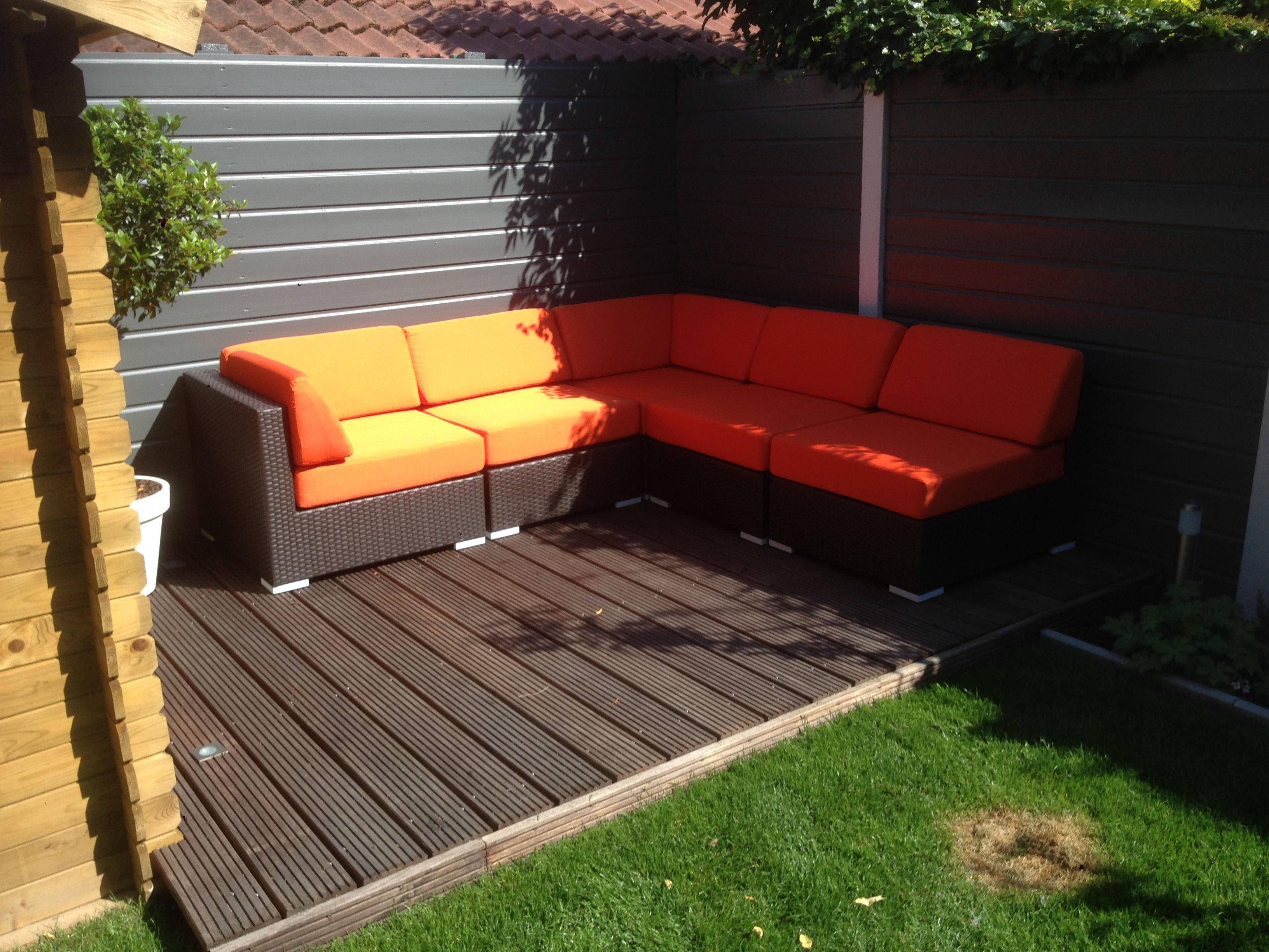 Lounge serie Marseille - OutdoorinStyle.nl