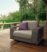 Loungeset Hyeres II beige  fauteuil