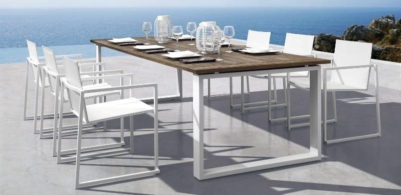 Losse tafel en stoel Tuinset San Remo   OutdoorinStyle nl