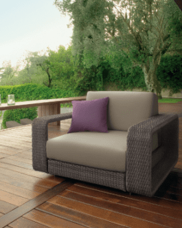 Loungefauteuil Hyeres