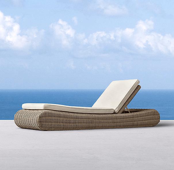 Loungebed buiten outdoorinstyle for Ligstoel buiten