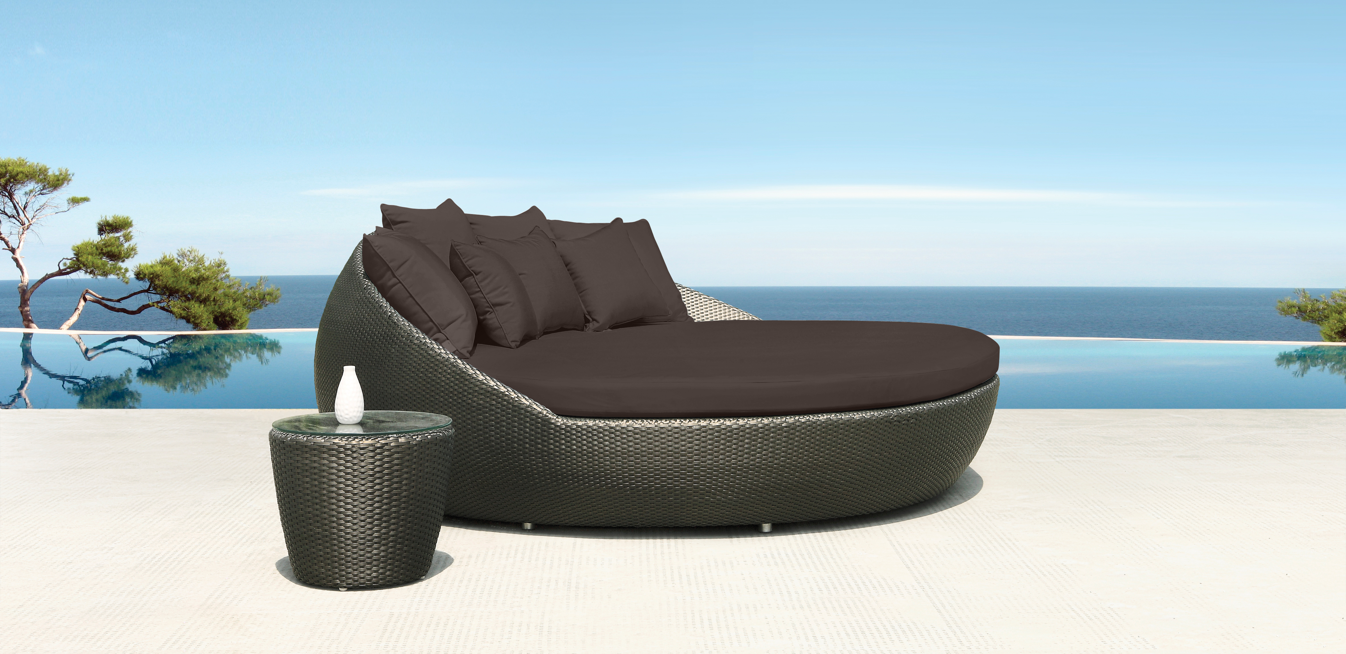 Ligbed Rond Archieven Outdoorinstyle