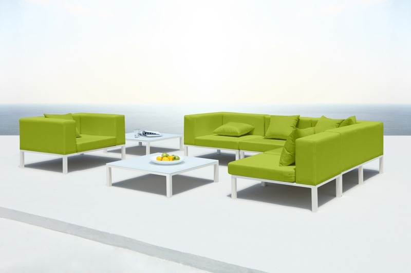 Loungeset buiten outlet