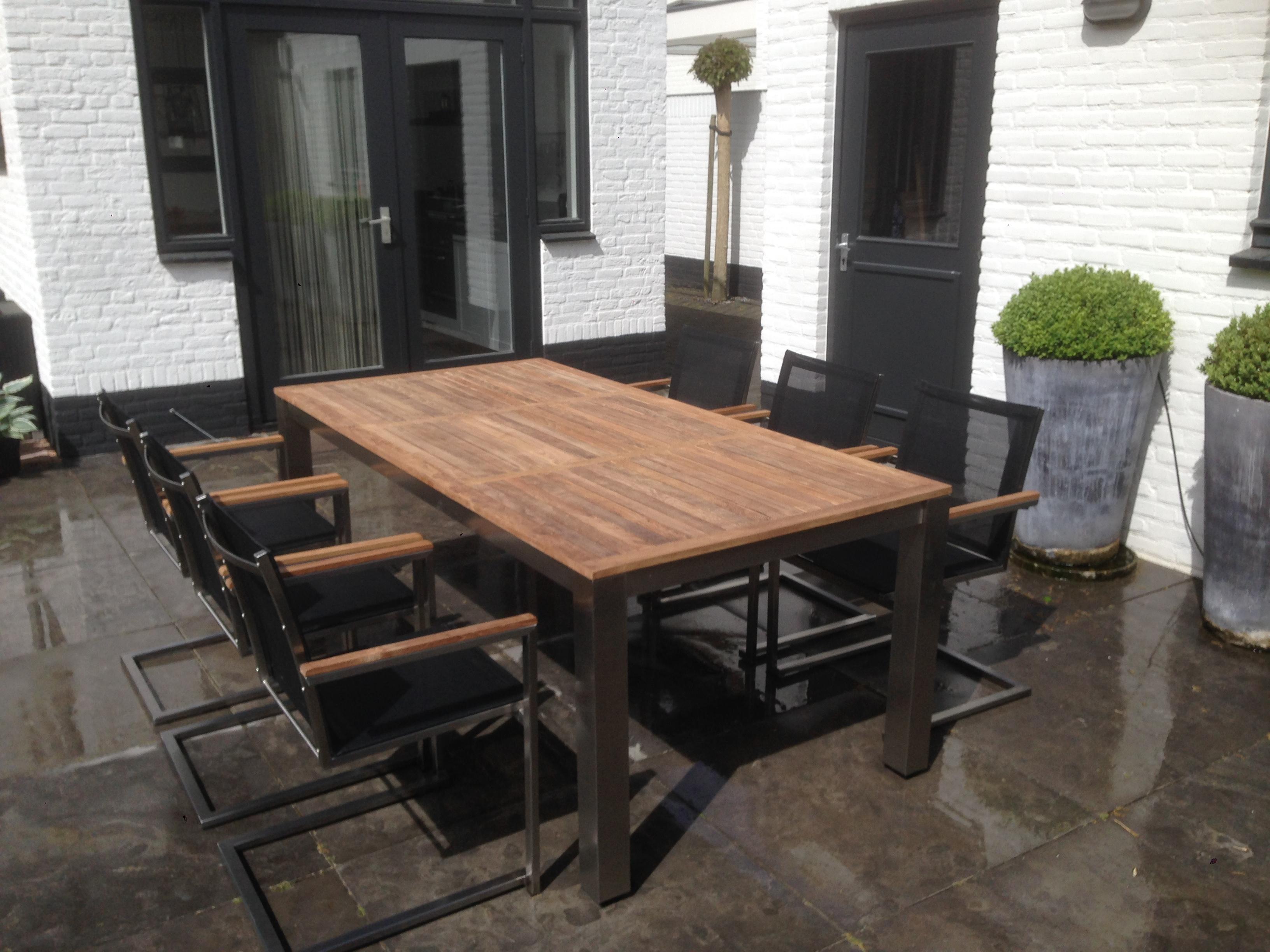 Tuinset Elba bezorgd in Oisterwijk
