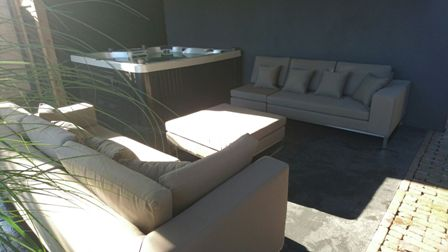 Loungeset Ancona bezorgd in Rijen