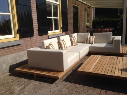Loungeset tuin aanbiedingen outdoorinstyle