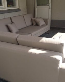Loungeset Ancona bezorgd in Liempde
