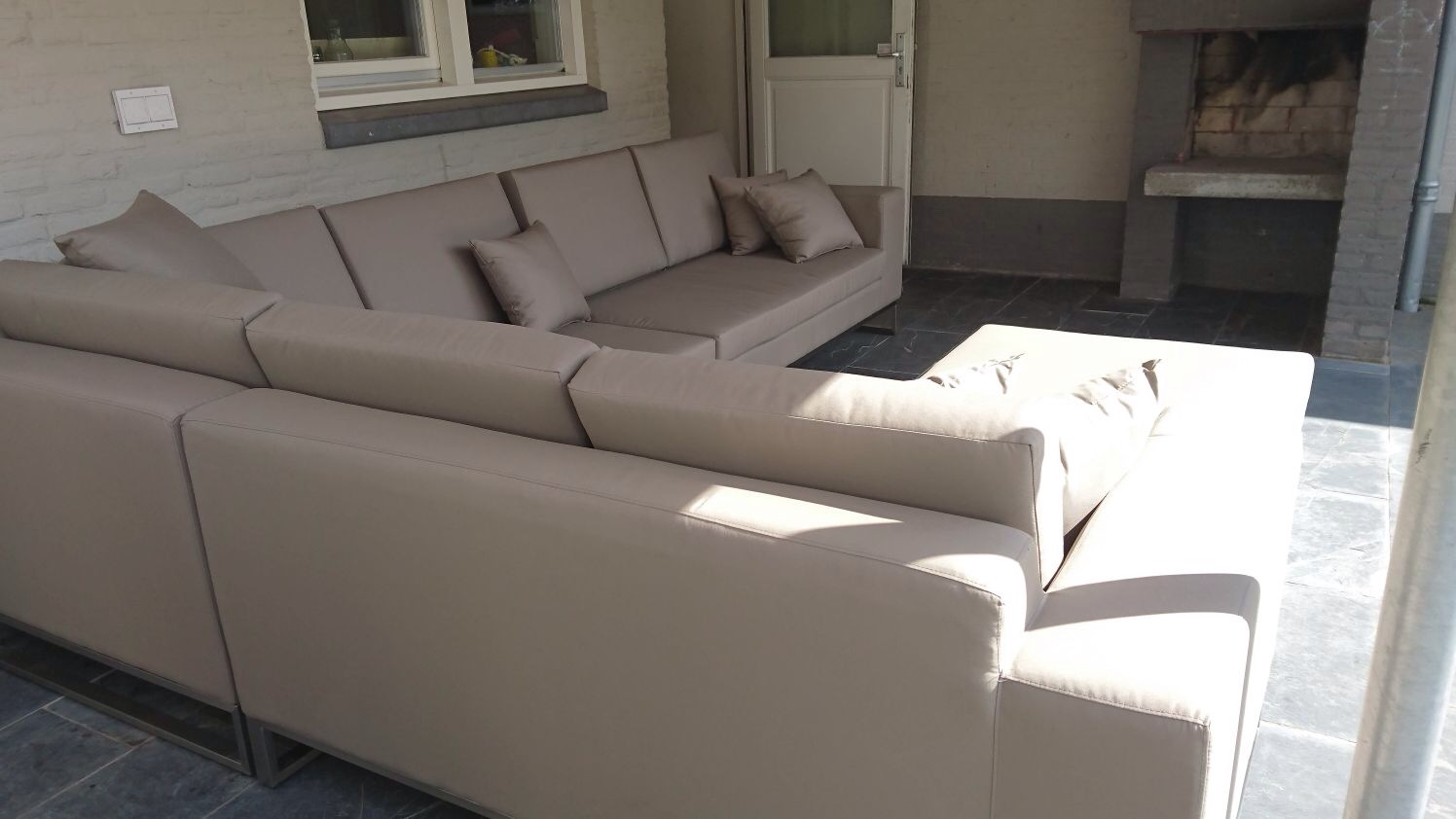 Loungeset Ancona bezorgd in Liempde