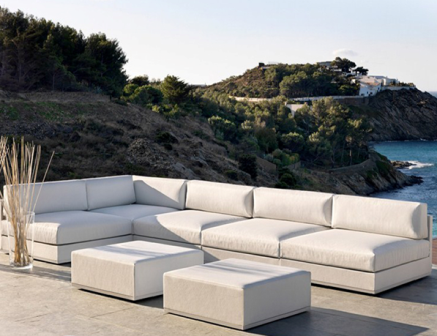 Goedkope Loungebank Tuin : Goedkope loungebank buiten affordable comfortabel strakke