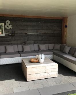 Loungeset Hyeres bezorgd in Meerssen