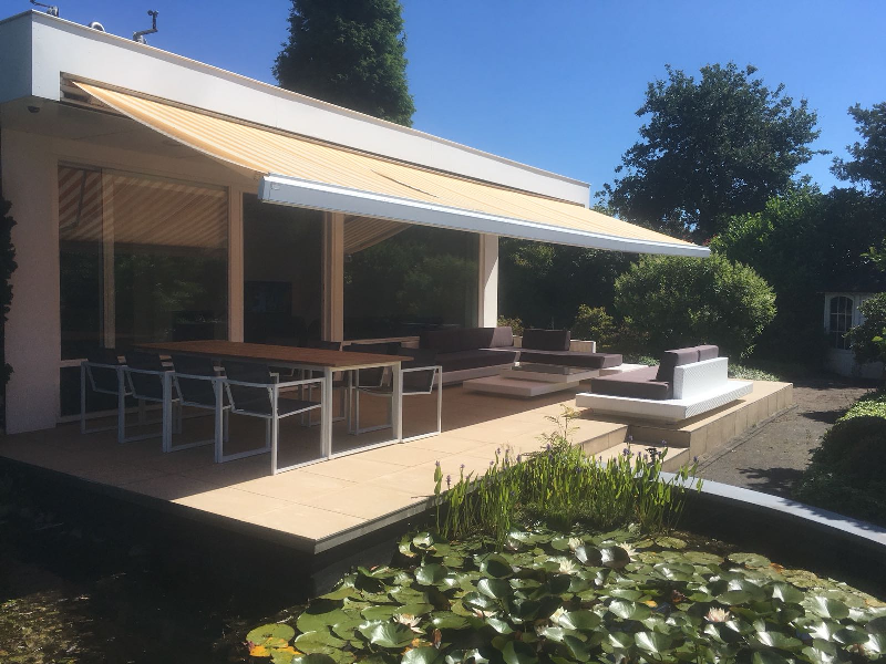 Loungeset Ibiza en Tuinset San Remo bezorgd in Reeuwijk