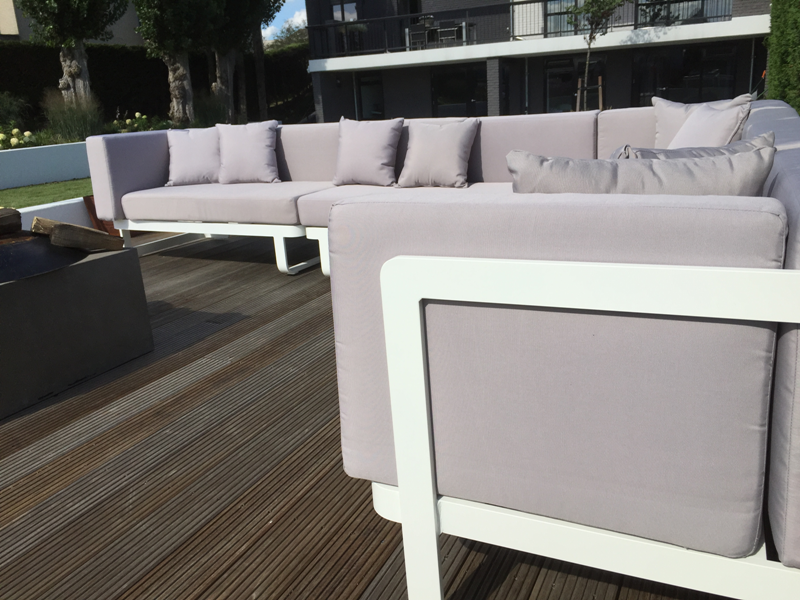Loungeset Cannes bezorgd in Capelle a/d IJssel