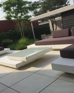 Loungeset Ibiza bezorgd in Eindhoven