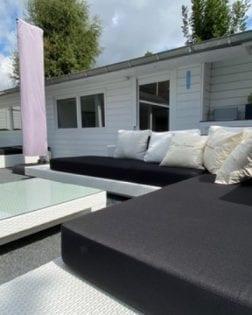 Lounge serie Ibiza bezorgd in Gullegem