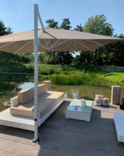 Loungeset Ibiza bezorgd in Gorinchem