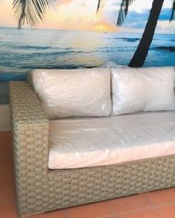 Loungebank Tahiti