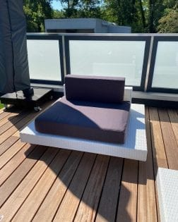 Lounge serie Ibiza bezorgd in Vlodrop