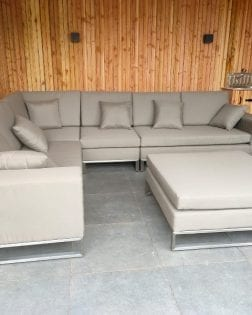 Loungeset Ancona bezorgd in Bergschenhoek