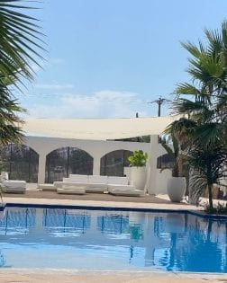 Loungeset Ibiza bezorgd in Spanje