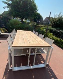 Tuinset San Remo bezorgd in Melsele België