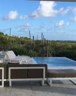 Loungeset Cannes bezorgd op Bonaire