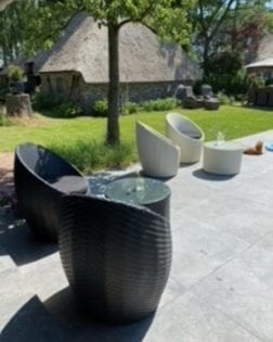 Loungesets Fayence bezorgd in Sint Oedenrode