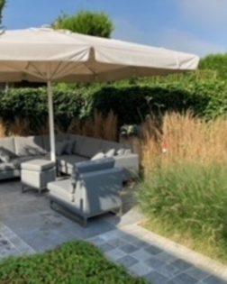 Loungeset Ancona bezorgd in Venlo